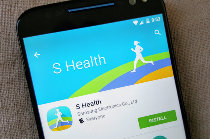 Rivalisez avec vos amis avec la mise à jour de l'application S-Health