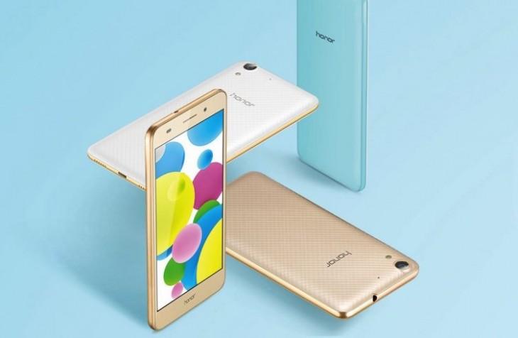 Le Huawei Honor 5A introduit en Chine, disponible en 2 variantes