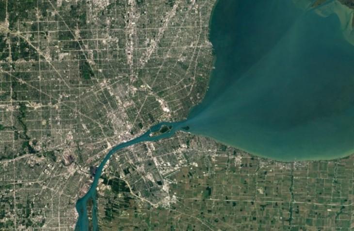 Google Earth et Maps utilisent désormais Landsat 8 pour de meilleures images