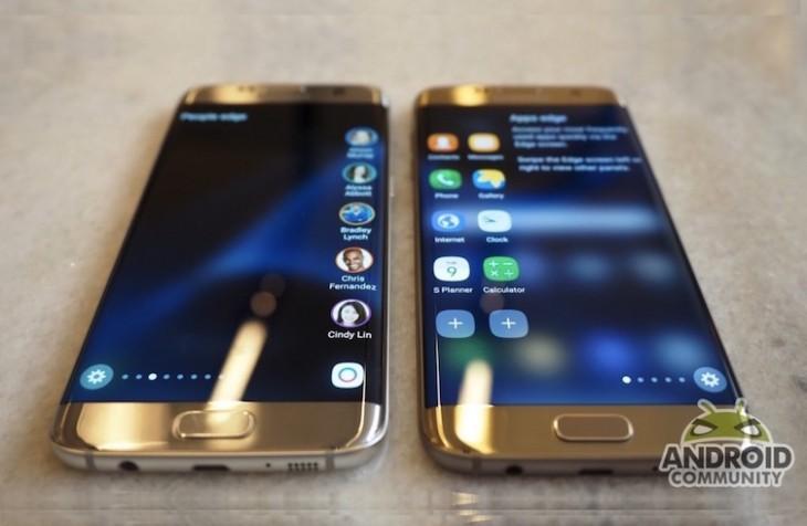Le Galaxy S7 et S7 Edge ont été rooté