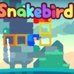 Snakebird, un jeu mignon, mais assez difficile