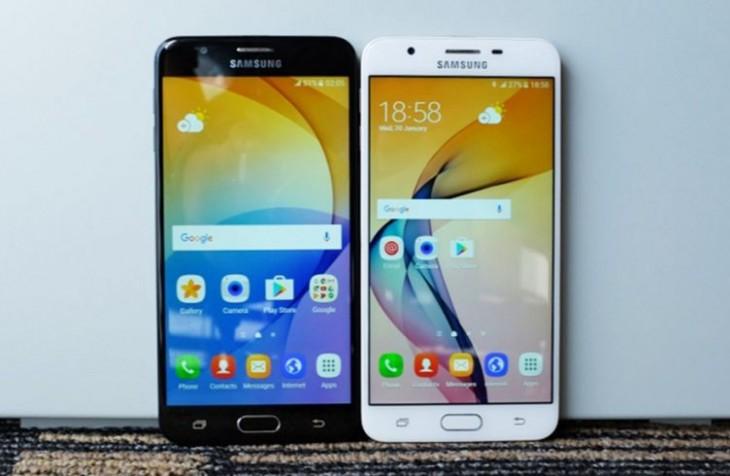 Le Galaxy J7 Prime, une meilleure RAM et affichage