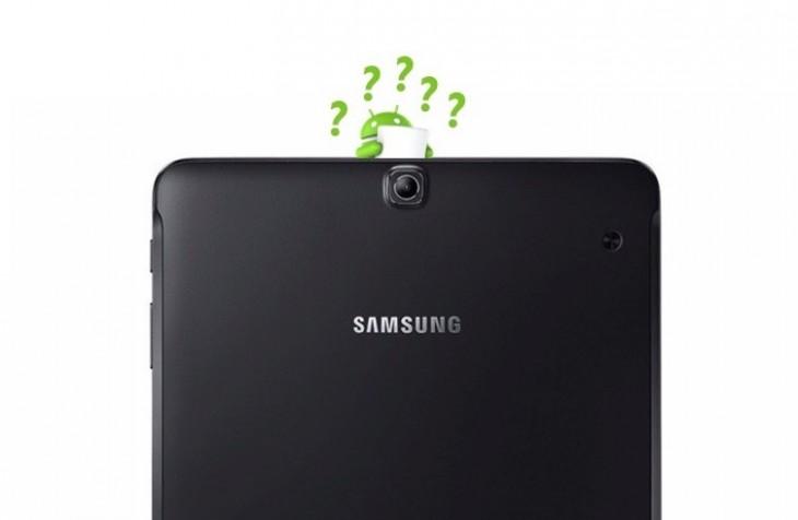 Marshmallow n'est pas prévu pour le Samsung Galaxy Tab S