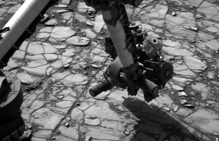Conduisez le Rover Curiosity avec le jeu Gamee