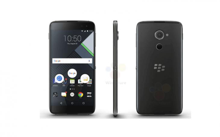 Fuites sur le Blackberry DTEK60, moins cher que le PRIV