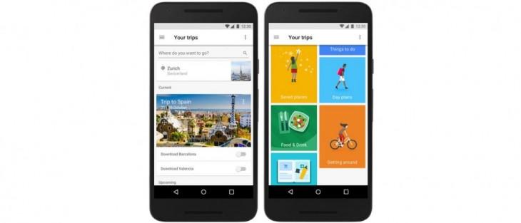 L'application Google Trips propose toutes vos données de voyage en mode hors connexion
