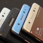 La plupart des utilisateurs du Galaxy Note 7 restent fidèles à Samsung