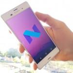 Sony révèle les plans pour Nougat, ouvre la bêta pour le Xperia X Performance
