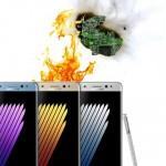 Poursuite judiciaire pour le Galaxy Note 7, un homme brulé porte plainte