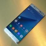 Samsung recommande fortement de ne pas utiliser le Galaxy Note 7