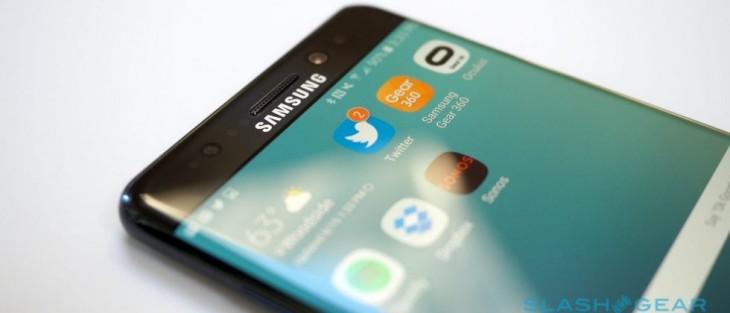 Samsung pourrait adopter un APN à double lentille et un scanner d'iris pour le Galaxy S8