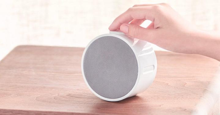 Xiaomi présente un haut-parleur réveil Bluetooth