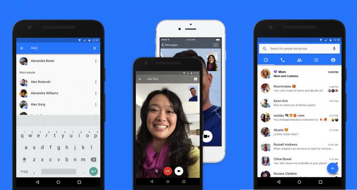 Facebook Messenger passe au chiffrement bout à bout