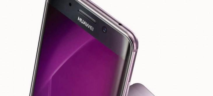 Le Huawei Mate 9 Pro révélé avec un écran courbe