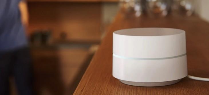 Les routeurs Google Wifi Mesh sont disponibles en pré-commande