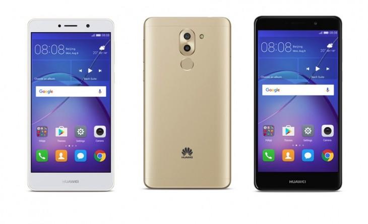 Huawei présente discrètement le Mate 9 Lite