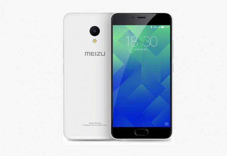 Le Meizu M5 introduit en Chine avec 2 et 3 Go de RAM