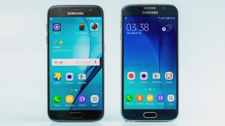 Le clavier de Samsung a des problèmes avec l'application de mail sur le S6 et le S7