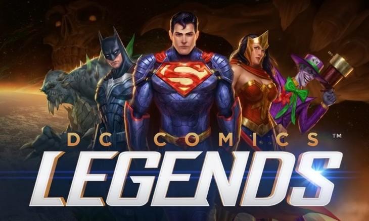 DC Legends est finalement disponible sur Android