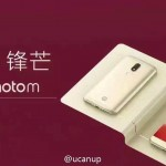 Une fuite sur le Moto M avec des images réelles et de marketing