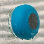 De la musique sous la douche avec l'enceinte Aquafonik de la marque Olixar